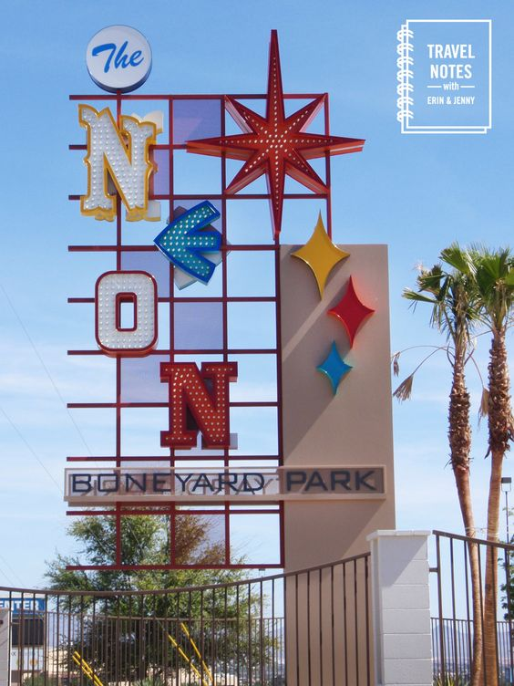 Travel Notes Podcast #1 - Las Vegas - Neon Sign Boneyard
