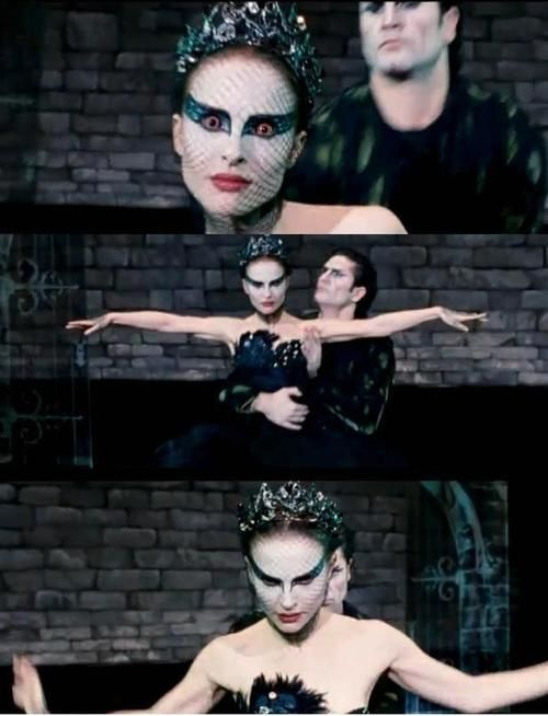 - such a wonderfully eerie movie filled with talent. bravo Natalie Portman & Mila Kunis.