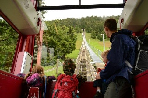 Kid Friendly Adventures Abound in Murren, Switzerland - Bring The Kids