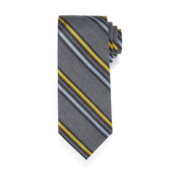 Men's Chaps Patterned Tie,