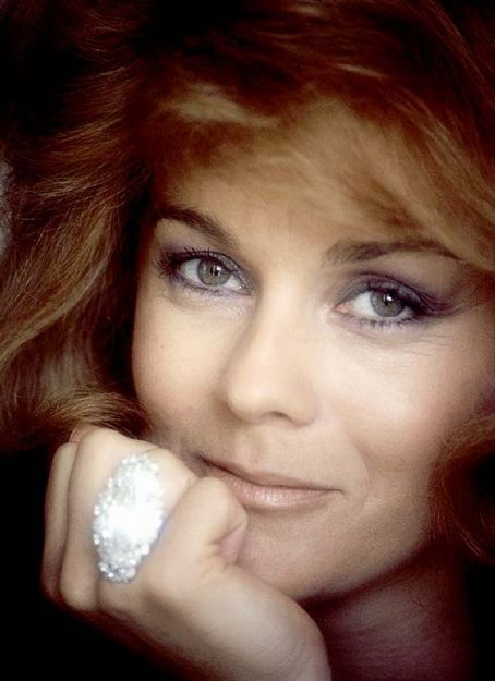 Ann Margret - take lots of photos of yourselves ladies, one day... in this world, you can check back and see yourself....