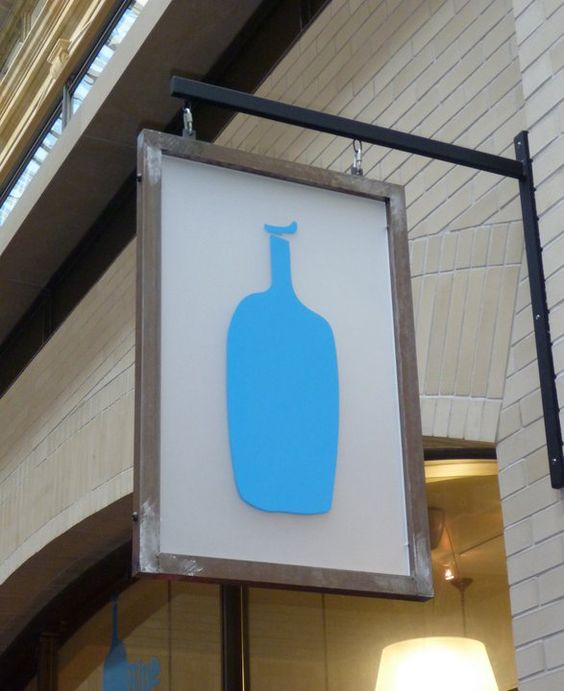 blue bottle coffee | san francisco ferry building | DIVINE!