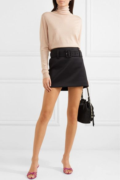 59 Mini Skirts To Wear Asap outfit fashion casualoutfit fashiontrends