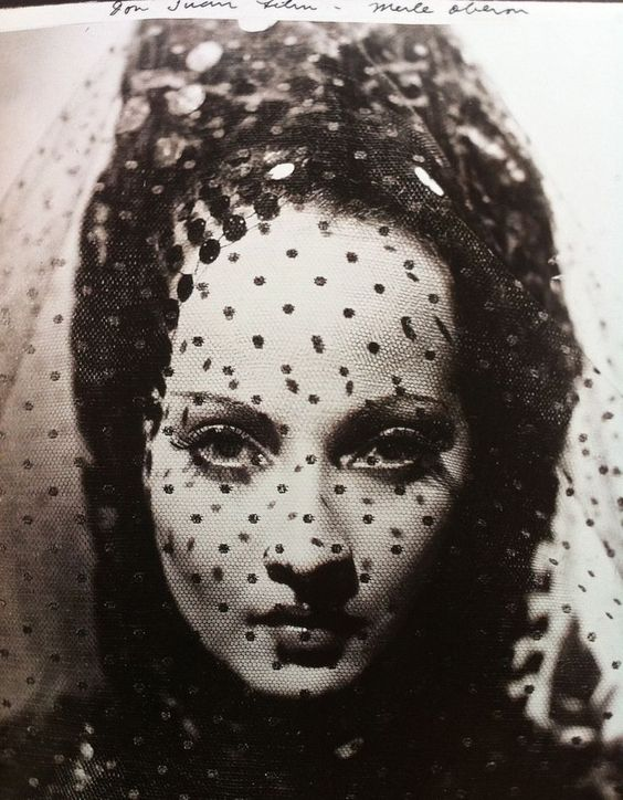 Merle Oberon by Cecil Beaton