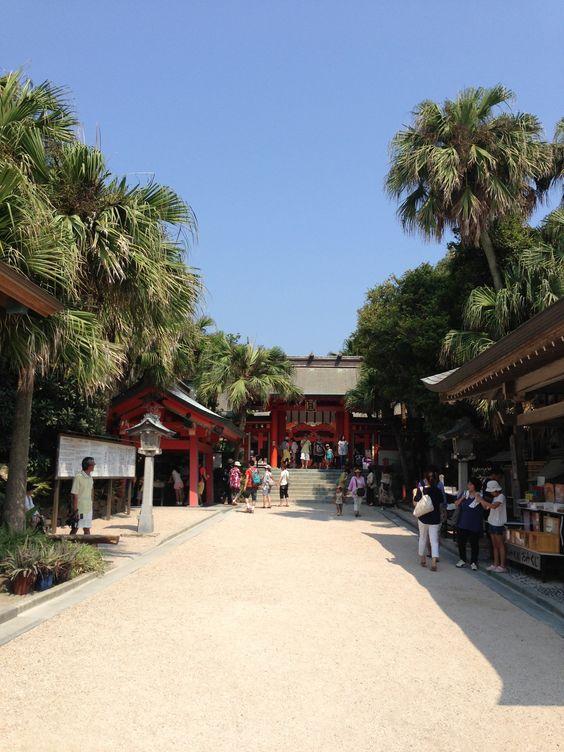 青島神社 Aoshima-shrine  Miyazaki
