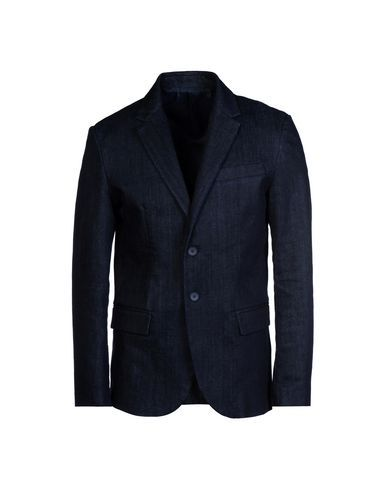 #8 giacca uomo Blu  ad Euro 114.00 in #Yoox #Uomo abiti e giacche giacche