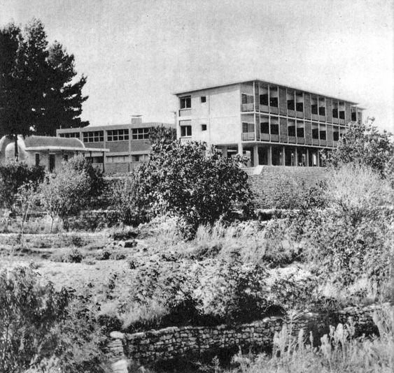 Το Ξενία στην Άρτα μέσα στο κάστρο αρχες του 60