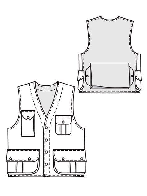 Clark Fork Mesh Vest   Redington   LVAD vests   Pinterest   Clarks ...