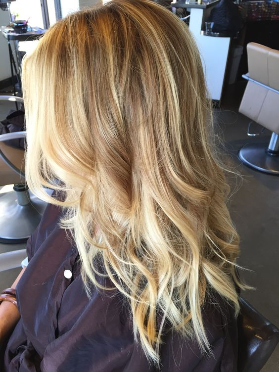 Buttery Blonde by dkwstyling.com: