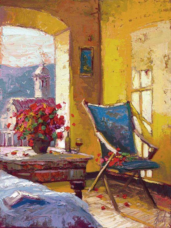 Portofino Retreat ~ Steve Quartly