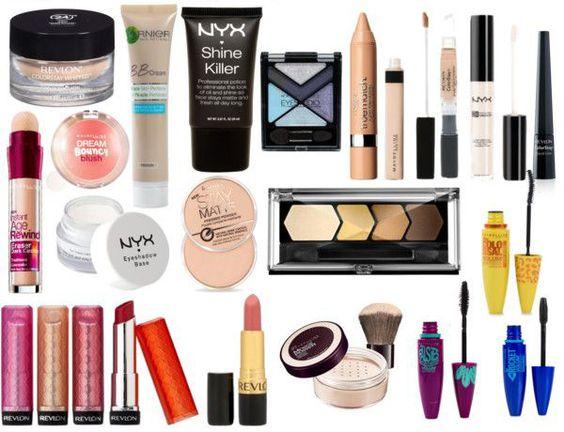 drugstore-makeup