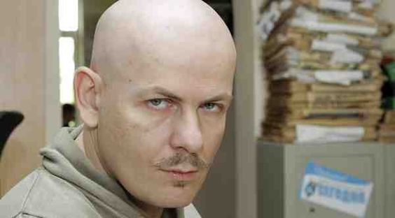 Oles Buzyna Who Killed Pro-Russian #Journalist in Kiev? #Kiev #OlesBuzyna