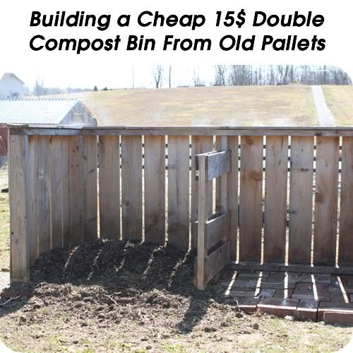 how to make cheap compost