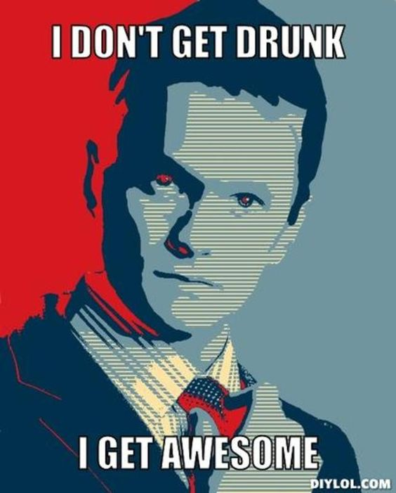 Barney Stinsons quotes challenge accepted timeline profile  cool - barney stinson resume video