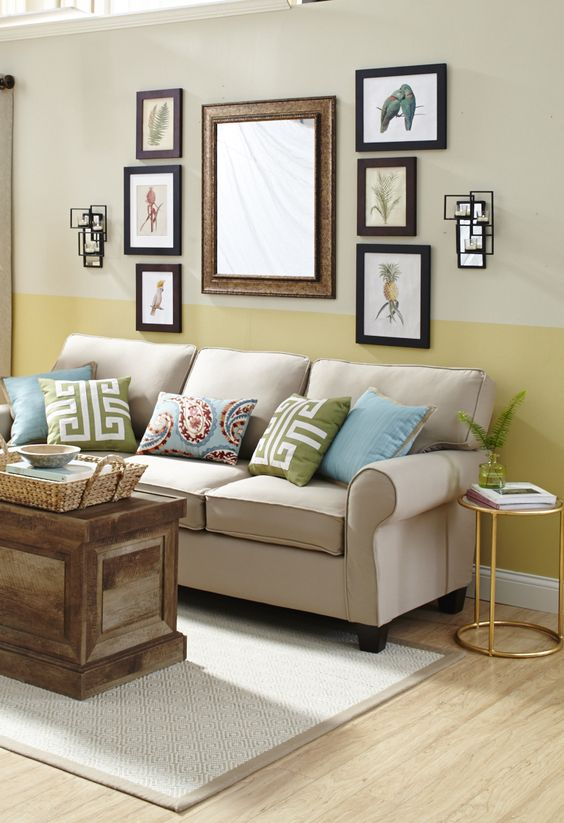 Liven up your living room with Better Homes and Gardens Frames
