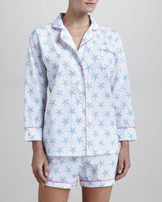 A girl can never have enough pajamas - Neiman
