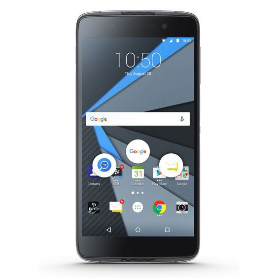 berry STH100-1 DTEK50 Unlocked GSM 4G Android Phone w/ 13MP Camera -