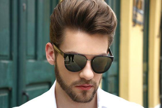 Óculos de sol masculino 2019