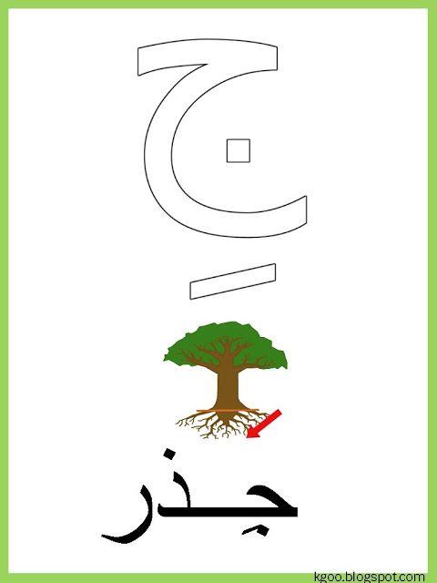 حرف الجيم للاطفال مع اوراق عمل للاطفال إبداعية Arabic Alphabet For Kids Arabic Kids Arabic Alphabet