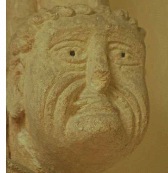 The many faces of Eastleach Churches