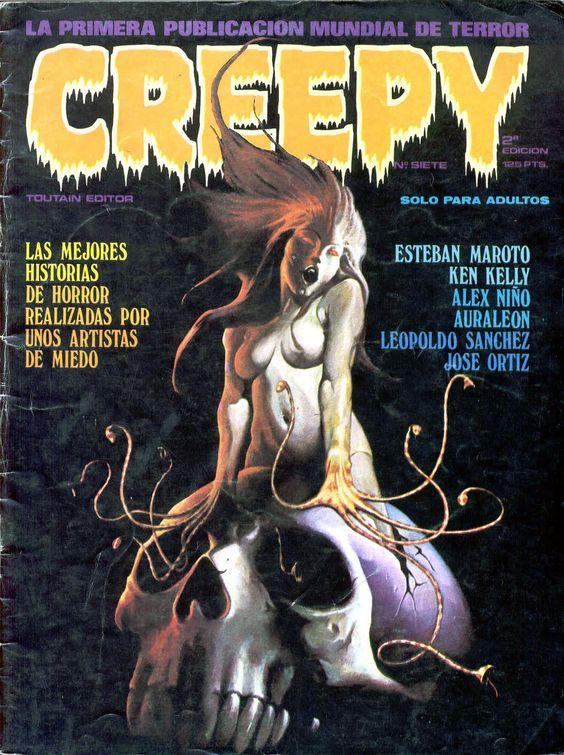 los amantes del comics de terror.................... 4ef08bf8db2371e37fef6132e00a686b