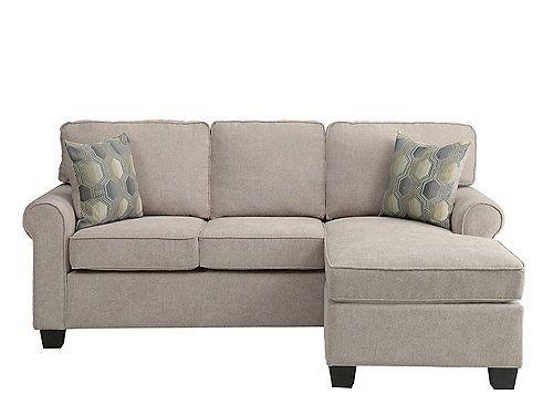 Elliot Reversible Sofa Chaise Chaise Sofa Mattress Furniture