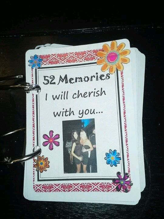 Diy farewell gift for best friend 21 present ideas for for Sentimental gift ideas
