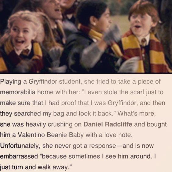 Julianne Hough Harry Potter