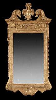 exquisite George II Mirror