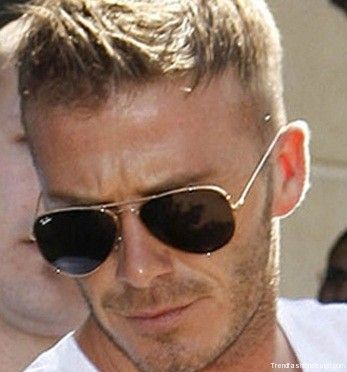 Ray Ban Aviator David Beckham Sunglasses 2012 Note To