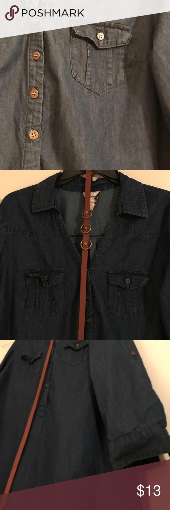 Beige Denim Dress Beige Denim Dress with Belt , Frontal Pockets Beige  Dresses Midi