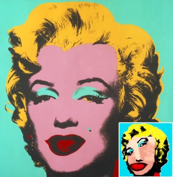 Ecce Homo -Marilyn