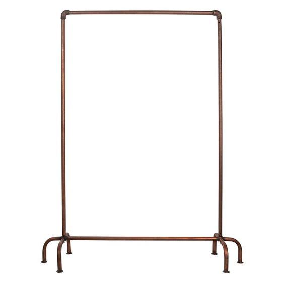 Klädställning Rör Koppar, Granit 899 kr STYLE Pinterest Copper, Clothing and Hangers