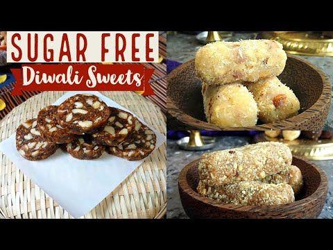 Sugar Free Diwali Sweets Recipes Diwali Special Recipe