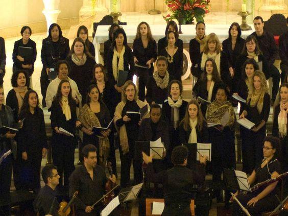 No sábado, 1º de junho, às 18h, o Coro Luther King se apresenta no Auditório do Ibirapuera.
