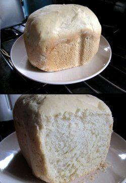white bread bread machine