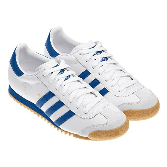 white adidas trainers size 7 mens