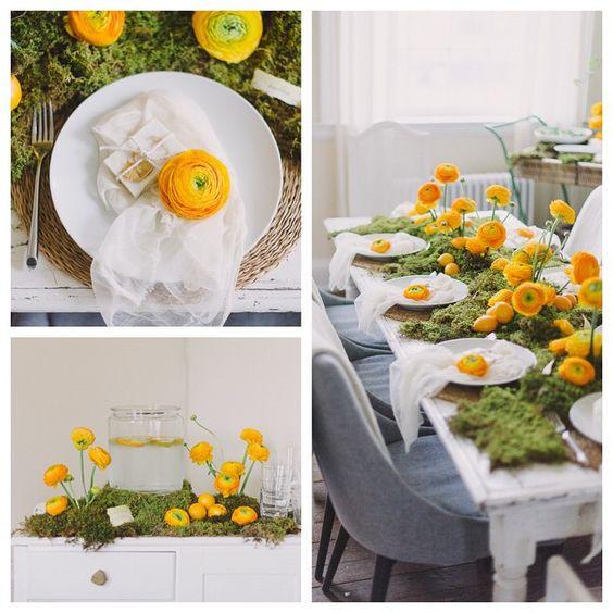 Table garden!!