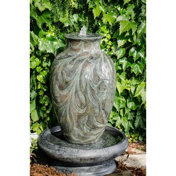 Bond Brielle Envirostone Urn Fountain