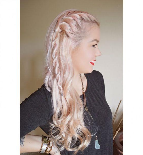 Rope Braid : la nouvelle tendance coiffure si simple à réaliser ...