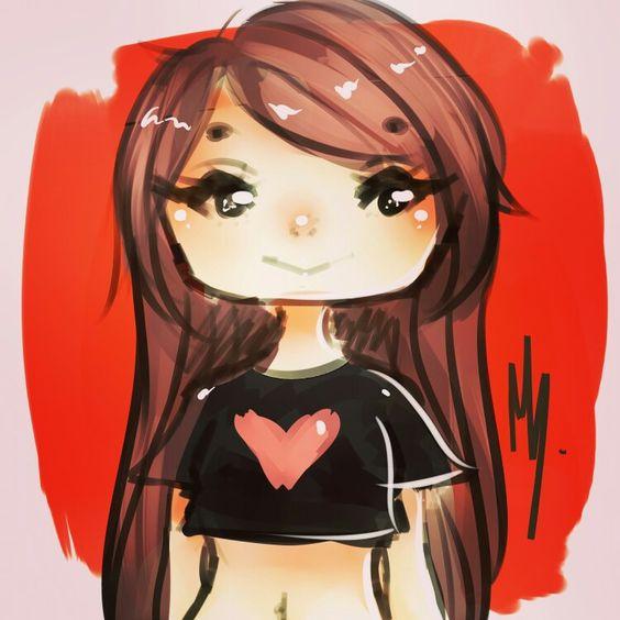 Myself, thx 4 the follows Art by Yukamechan