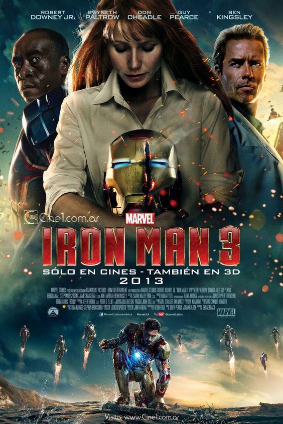 Iron Man 3 Iron Man 3 Iron Man Merken