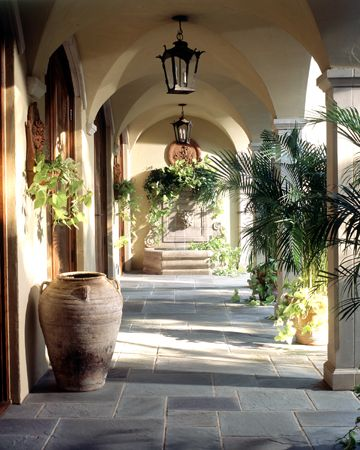 Italian style loggia antique gardens italian antiques for Garden loggia designs