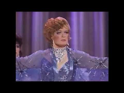 La Cage Aux Folles I Am What I Am Walter Charles Astounding I Remember When I Was Allot Younger It Was Playing Up In Sf Tony Awards Music Clips Soul Music