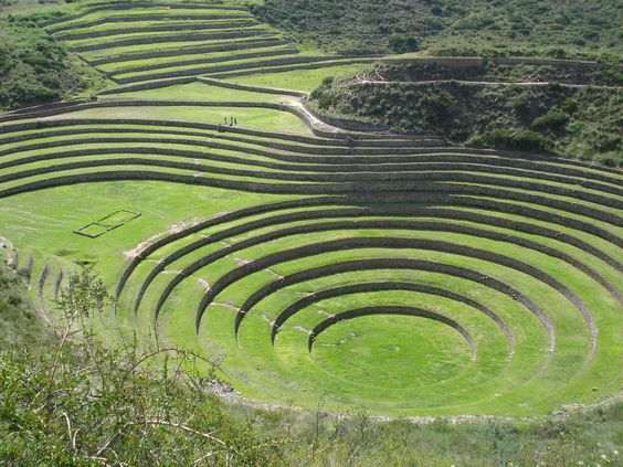 Le Moray - Pérou