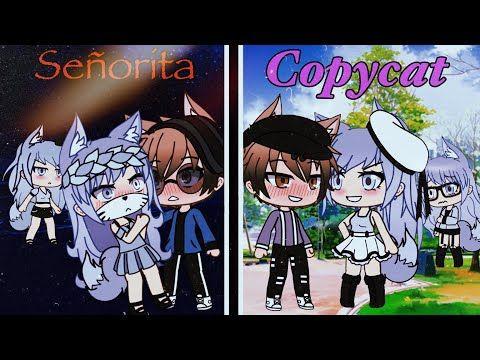 Senorita Copycat Glmv Gachalife Youtube Anime Chibi Anime Cartoon