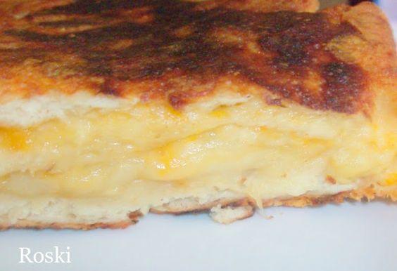 """Roski-cocina y algo mas-Yus: Bolo de Pan e Queixo """"Pan Khachpuri"""""""