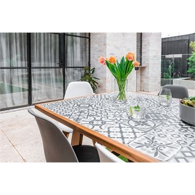 Timber Dining Table, Round Table Tops Bunnings