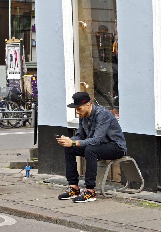 asics gel lyte iii 3 urban camo stencil
