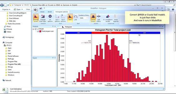 Paladise @RISK Risk Analysis Software, #UI UI Apps Pinterest - quantitative risk analysis